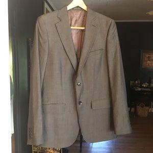 Zara Man 100% Wool Blazer